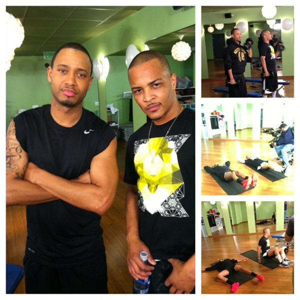 Terrence J and T.I