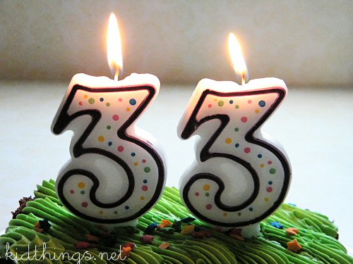 33-candles
