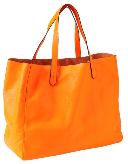 Gap-Leather-Tote