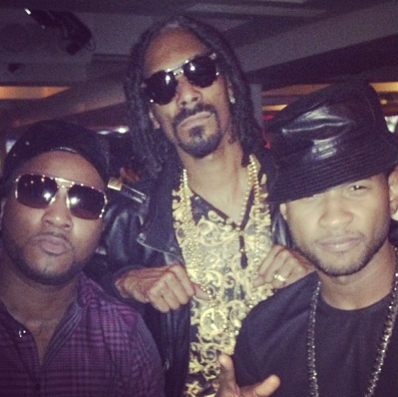 Young Jeezy, Snoop and Usher