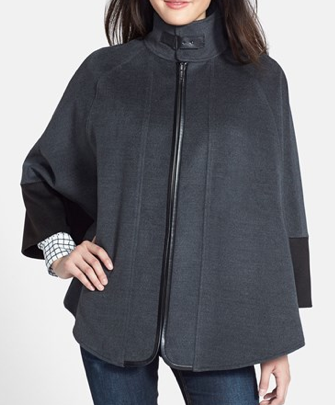 Nordstrom-Leather-trim-cape