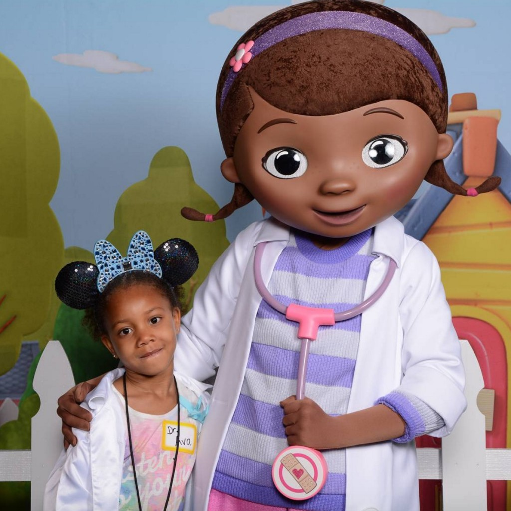 Doc-McStuffins-Disney-Social-Media-Moms-Brown-Girl-Gumbo-Memory-Maker