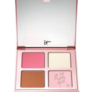 Your Je Ne Sais Quoi Complexion Perfection Face Palette available here, $42