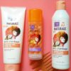 Product Review: Dark and Lovely's Au Naturale Anti-Shrinkage Clumping Curl Crème Gel