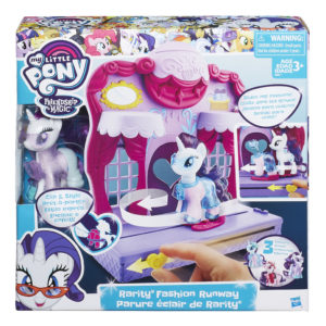 MLP Rarity Fashion Playset - In-Pack