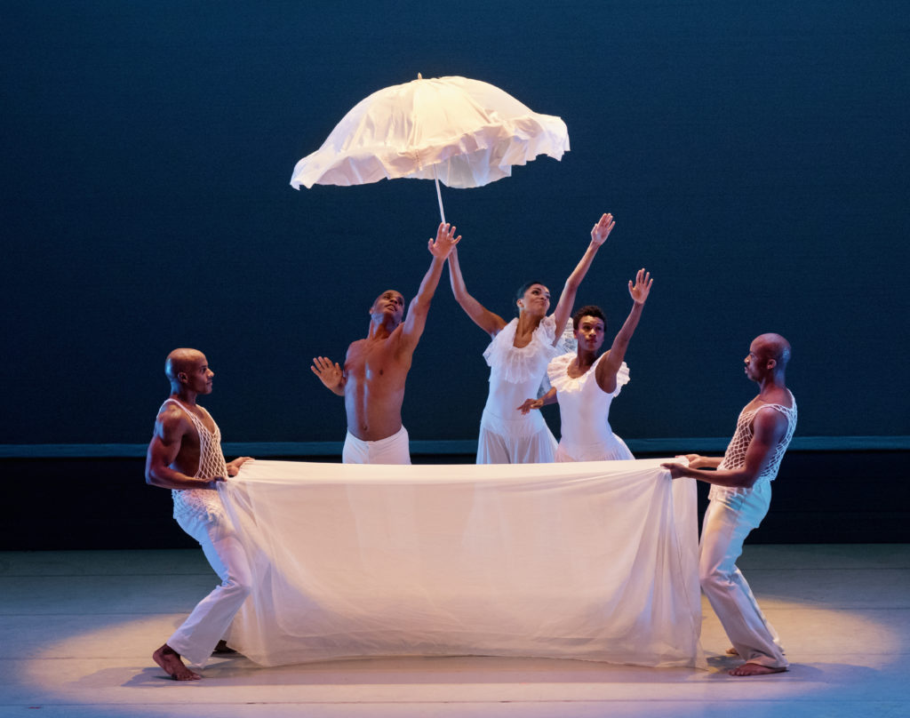 "AAADT Alvin Ailey's ""Revelations."" Photo by Paul Kolnik"