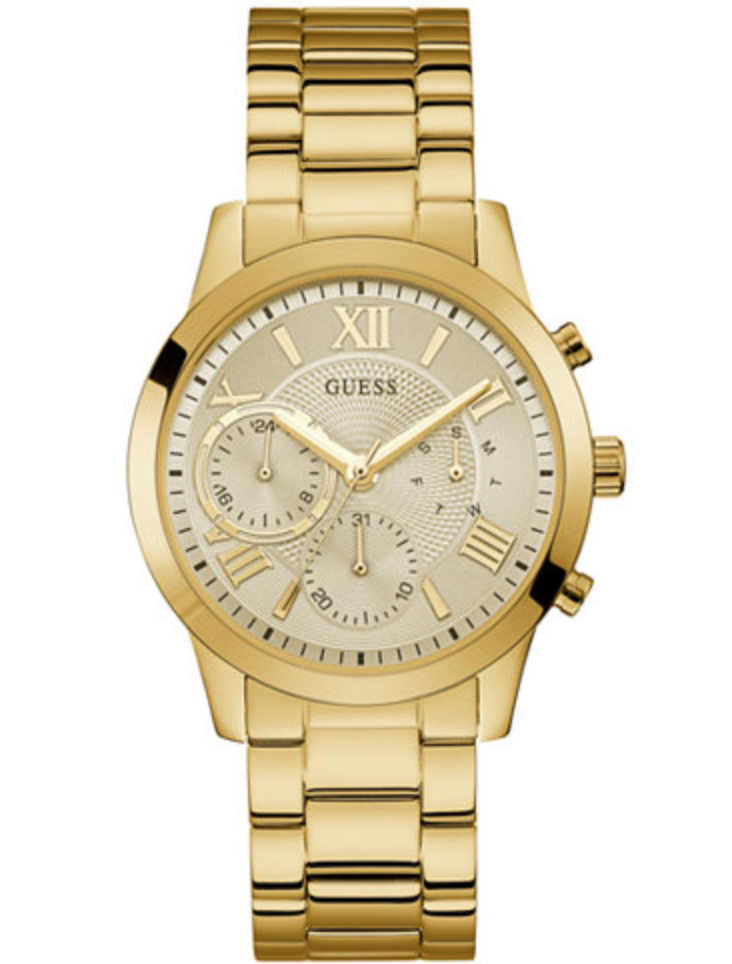 guess-gold-watch
