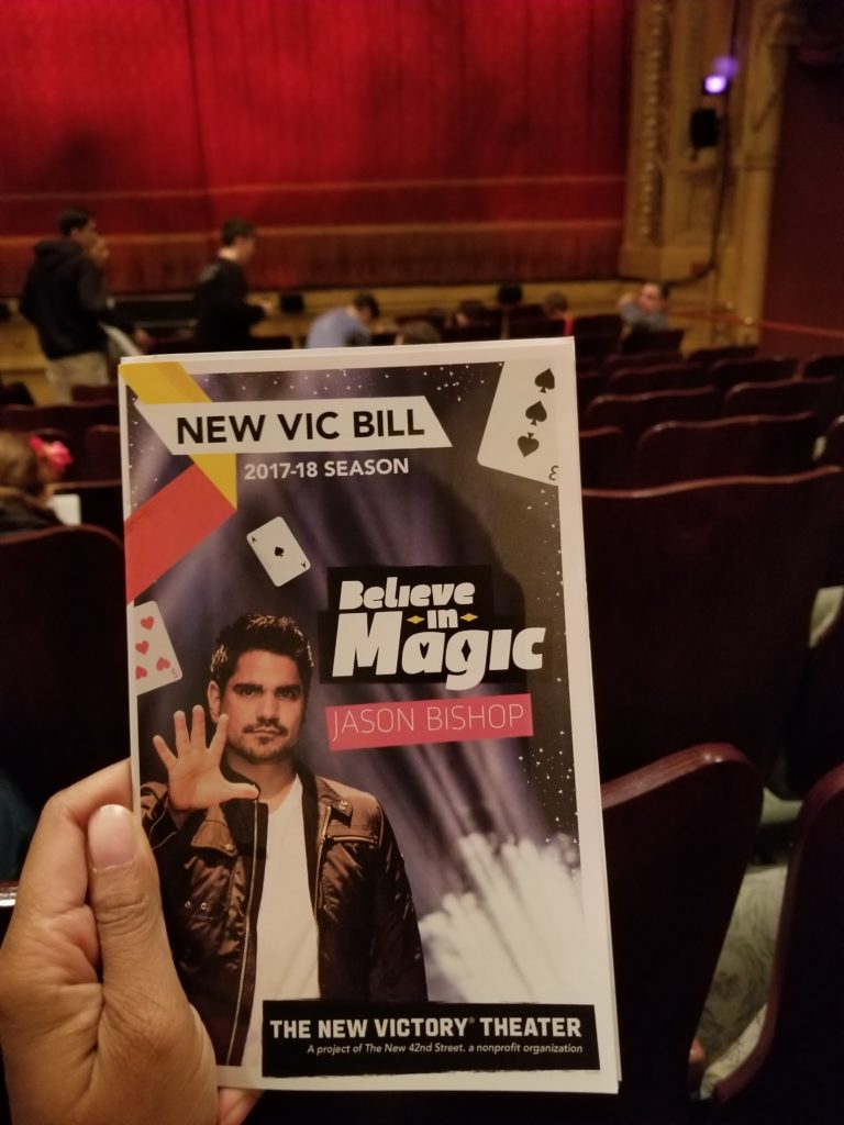 believe-in-magic-playbill