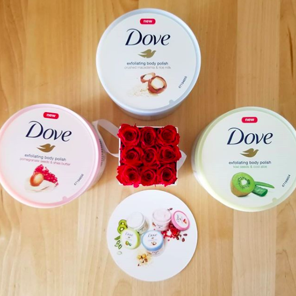 Dove S Exfoliating Body Polish Will Get Your Skin Ready For Spring