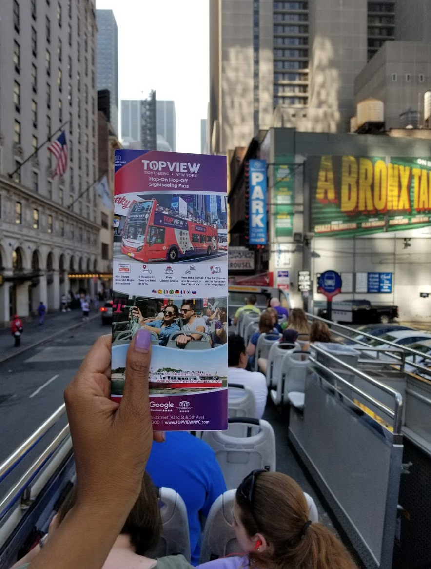 TopView Sightseeing Review: Touring New York City From The Top